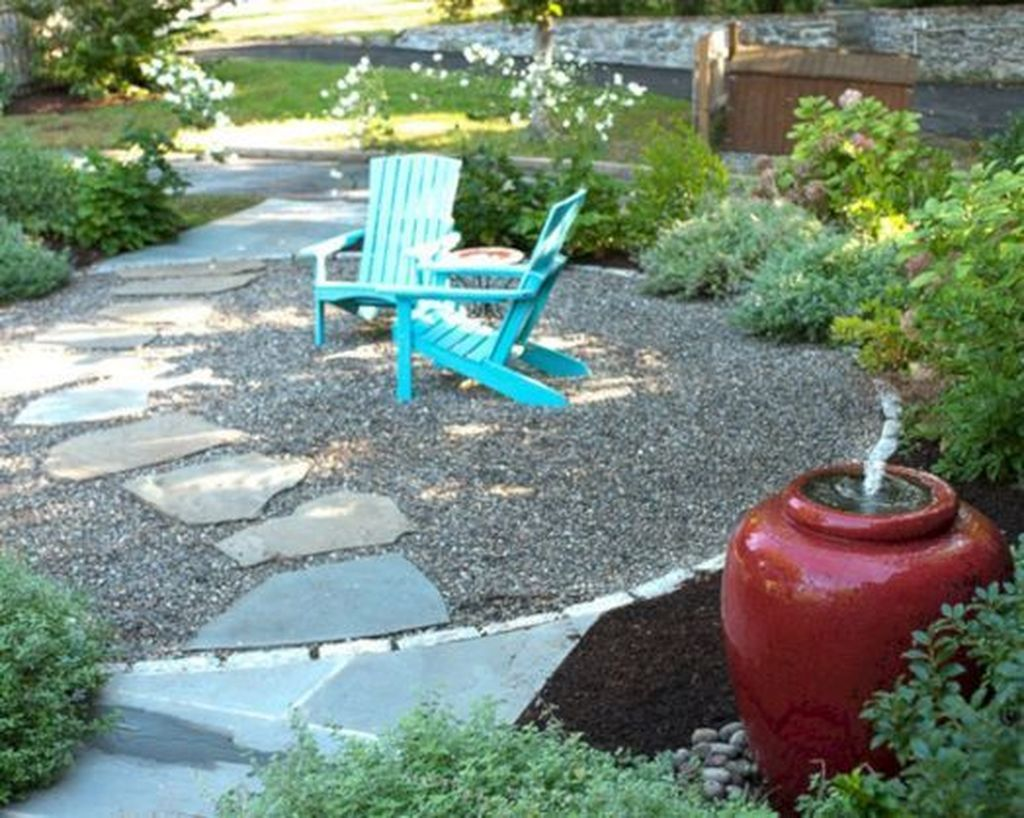 The Best Front Yard Landscaping Ideas Sitting Area 32