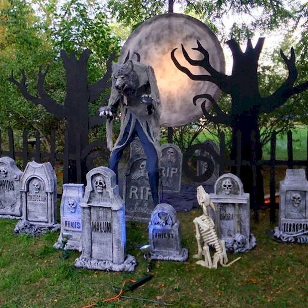 The Best Halloween Garden Decor Ideas 16