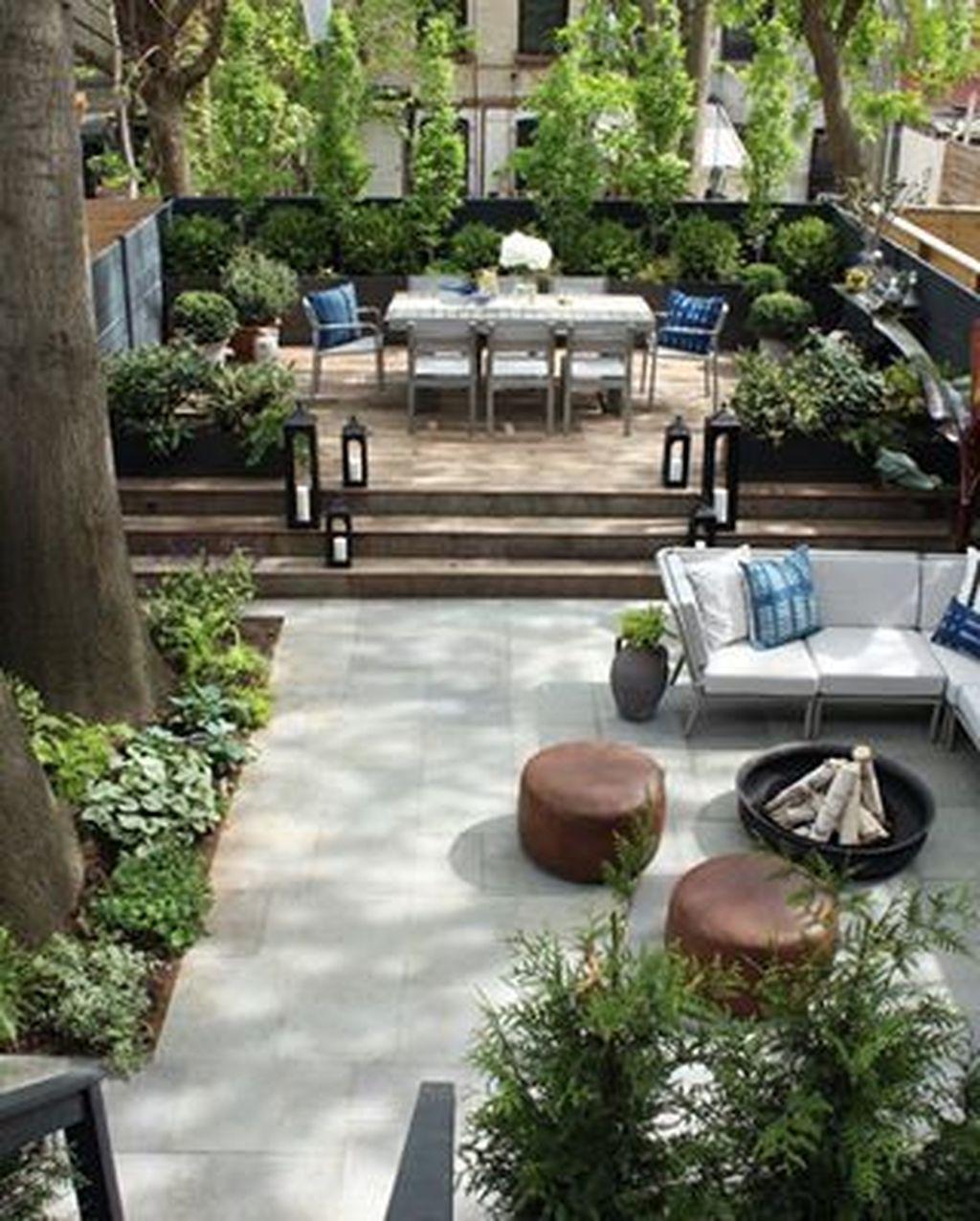 The Best Urban Garden Design Ideas For Your Backyard 16