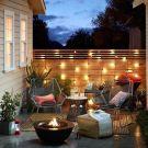 Wonderful Backyard Patio Design Ideas For Outdoor Decor 05