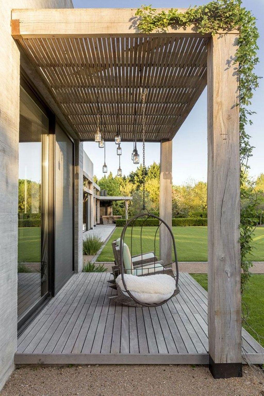 Wonderful Backyard Patio Design Ideas For Outdoor Decor 28