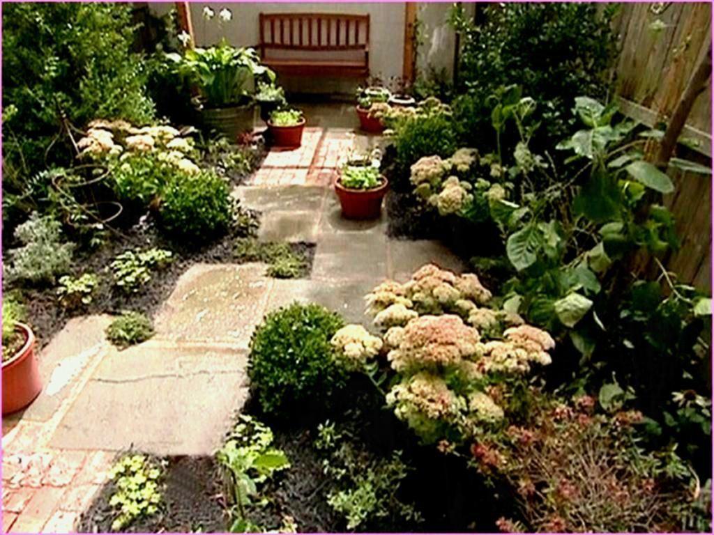 Wonderful Yard No Grass Design Ideas 15