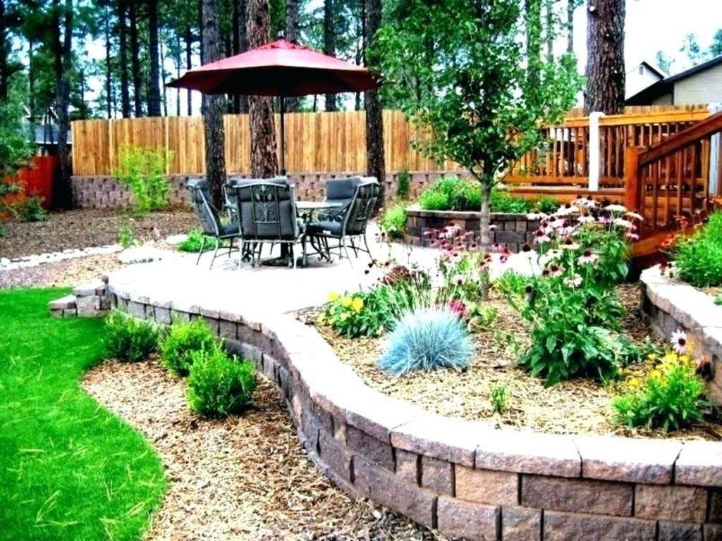 Wonderful Yard No Grass Design Ideas 29