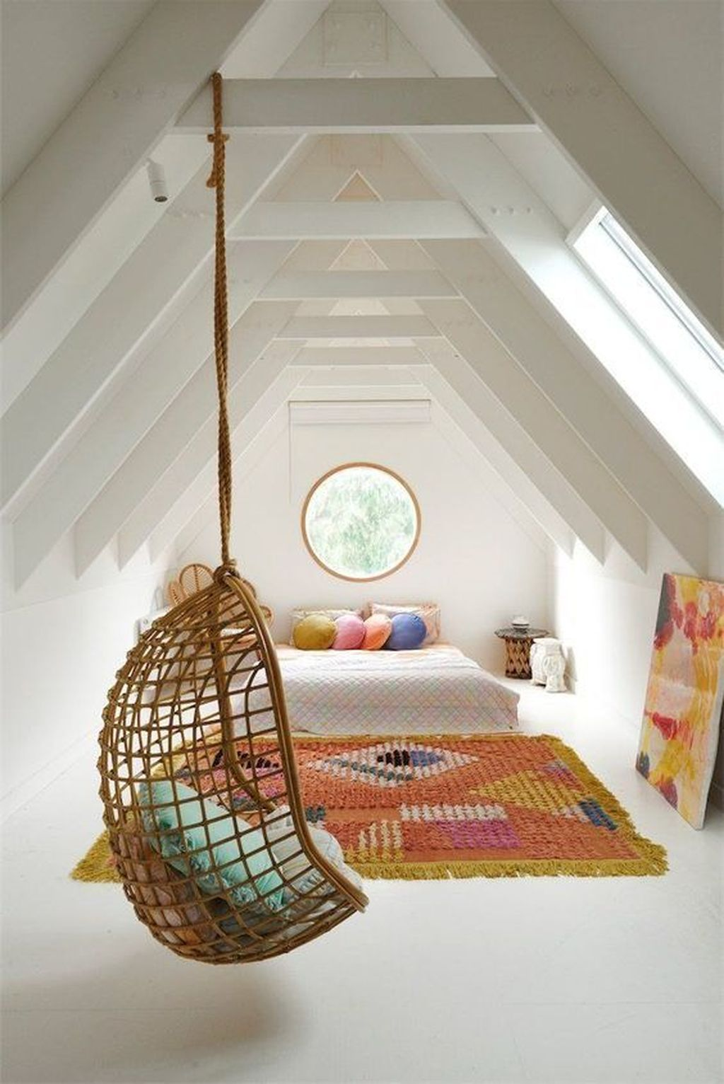 Amazing Attic Bedroom Design Ideas That You Will Like 30