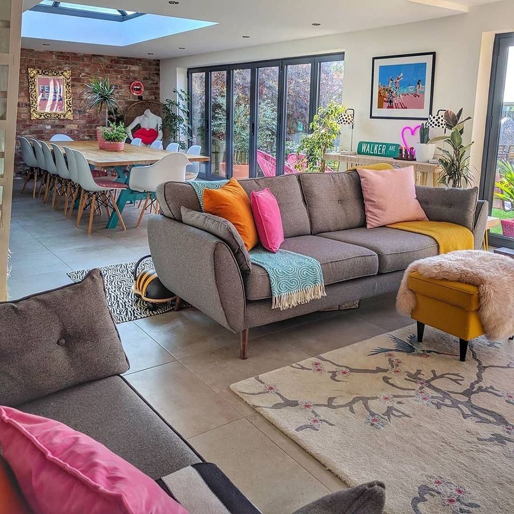Amazing Vintage Living Room Decor Ideas 20