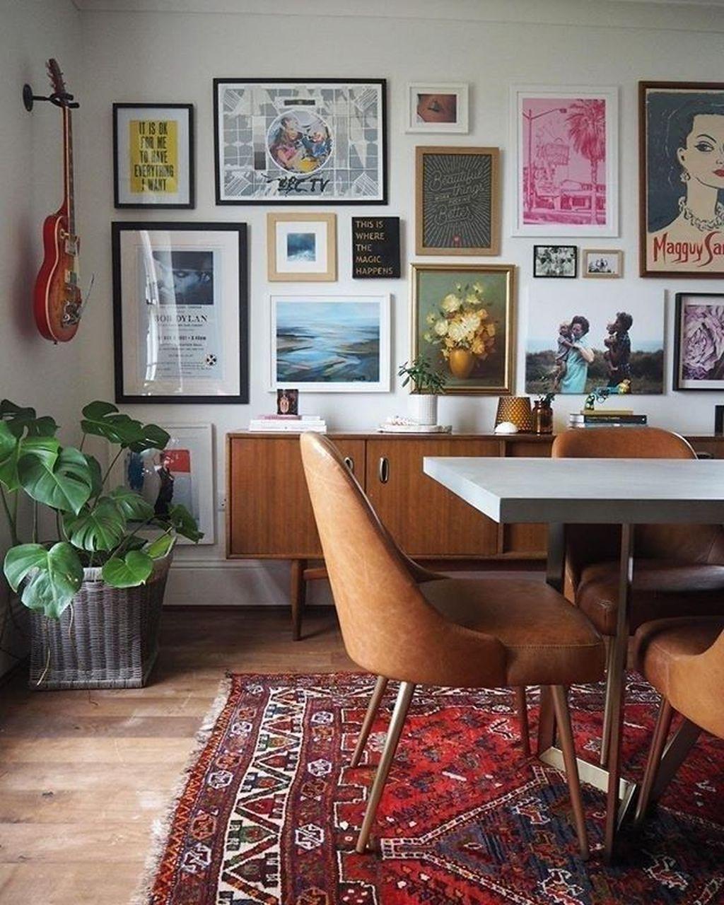 Amazing Vintage Living Room Decor Ideas 26