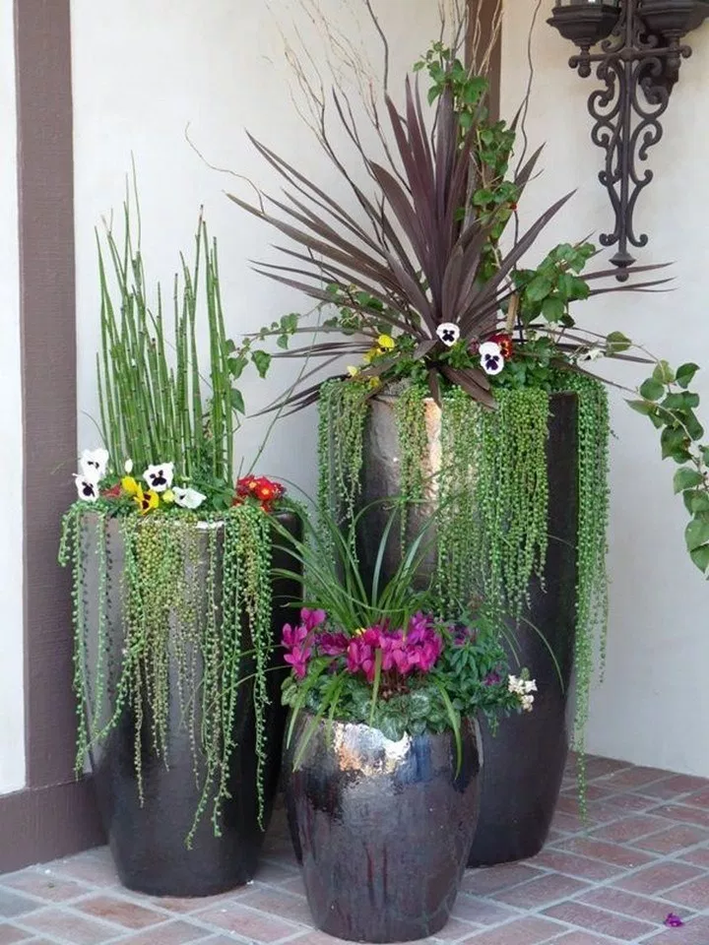 Awesome Succulent Front Yard Landscaping Ideas 13