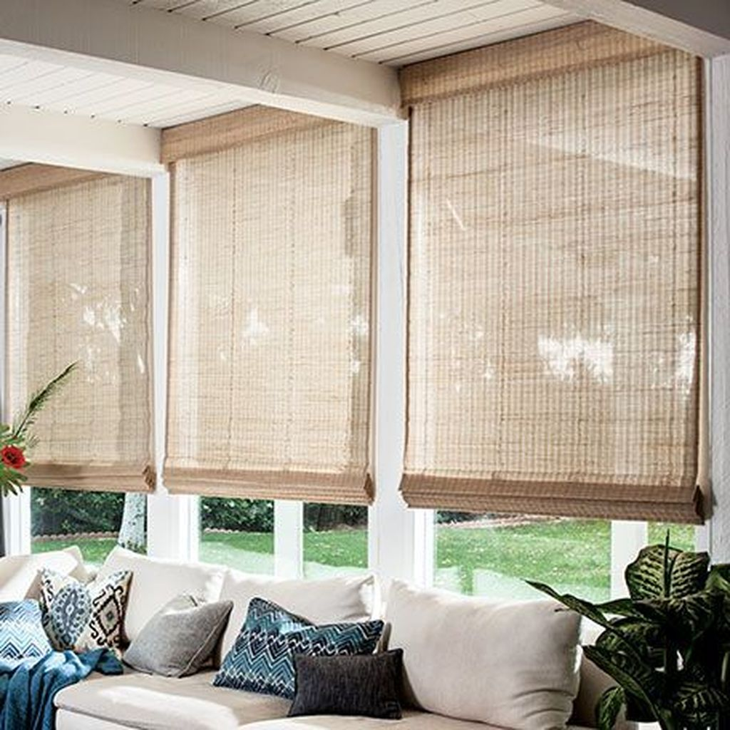 Awesome Wood Shades For Windows Ideas 01