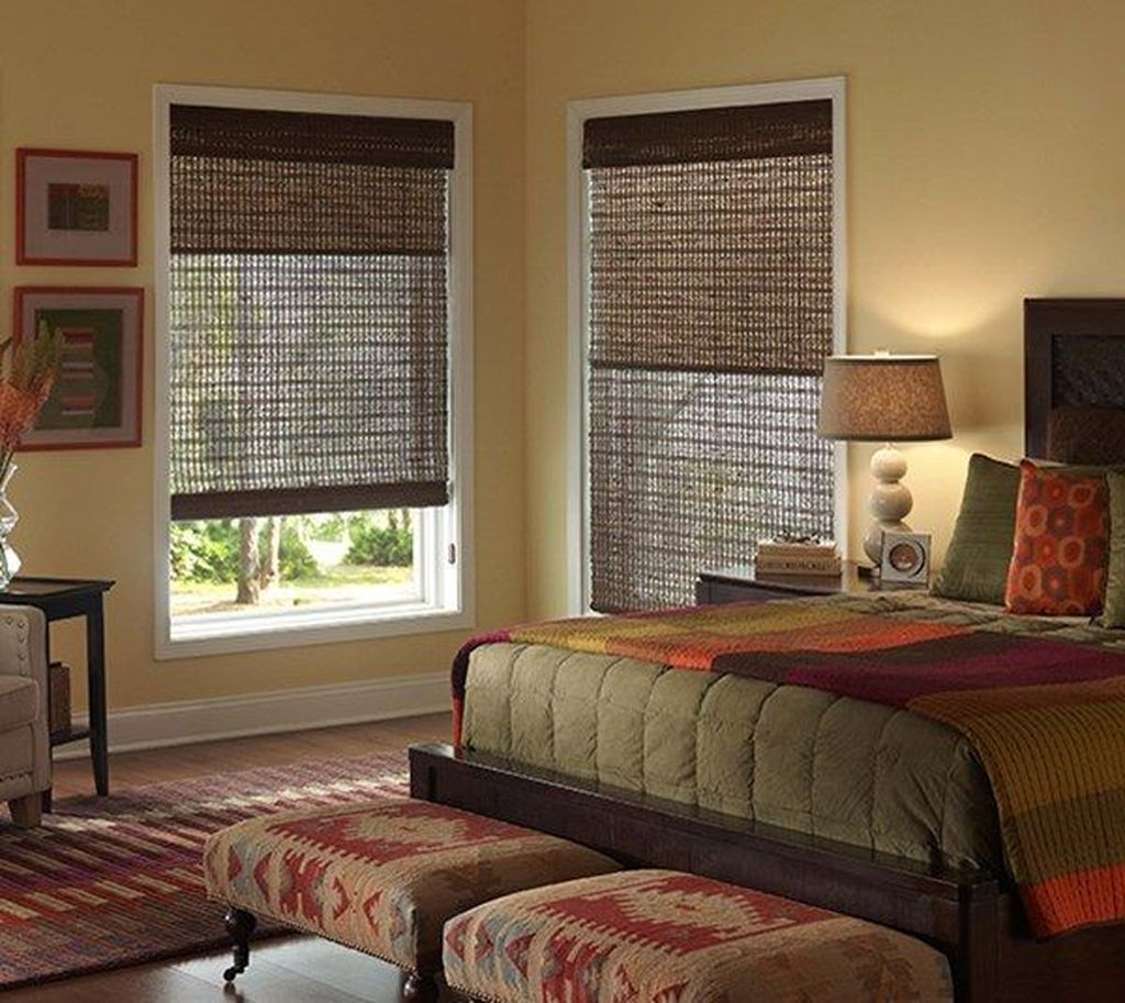 Awesome Wood Shades For Windows Ideas 13