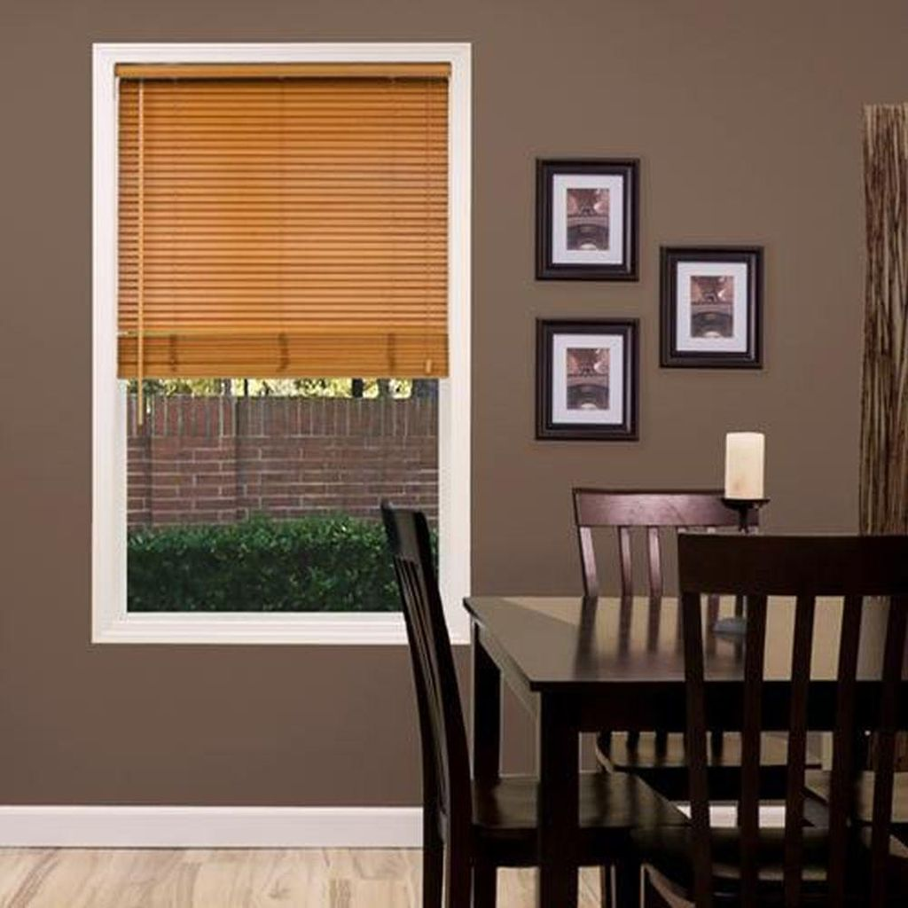 Awesome Wood Shades For Windows Ideas 34