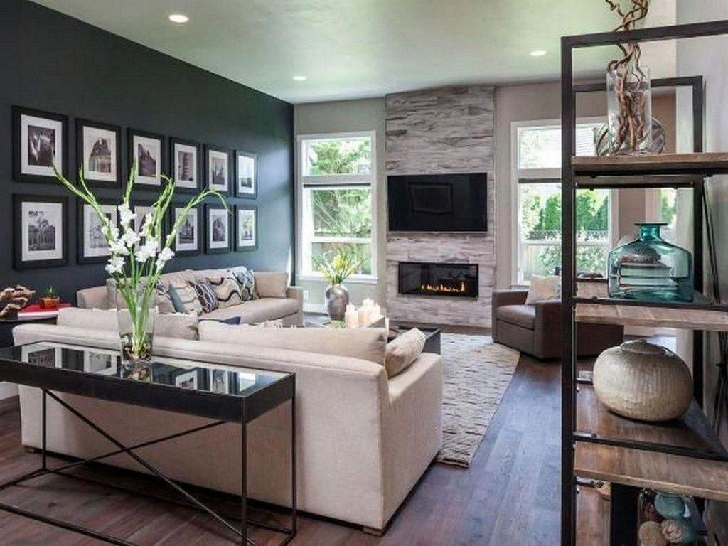 Fabulous Family Friendly Living Room Decoration Ideas 17