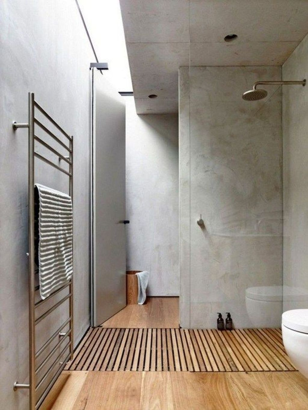 Fabulous Minimalist Bathroom Decor Ideas That Become Everyones Dream 08