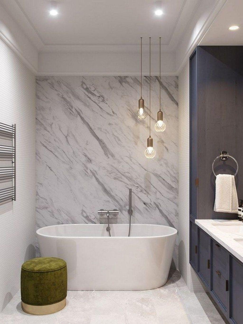 Fabulous Minimalist Bathroom Decor Ideas That Become Everyones Dream 12