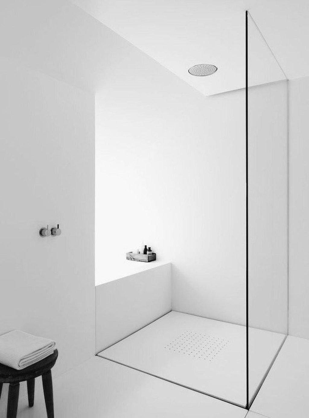 Fabulous Minimalist Bathroom Decor Ideas That Become Everyones Dream 27