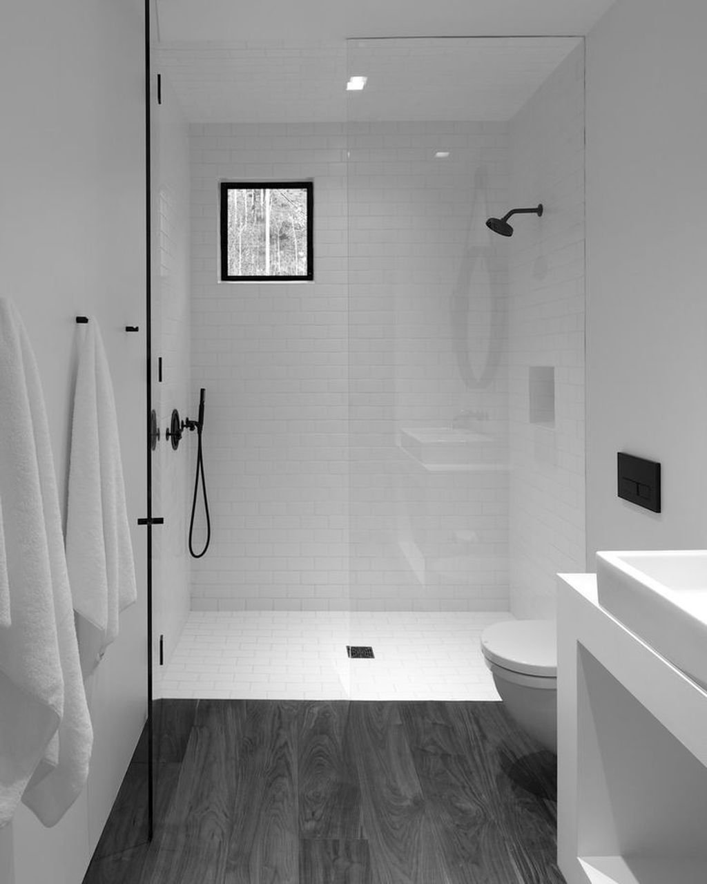 Fabulous Minimalist Bathroom Decor Ideas That Become Everyones Dream 30