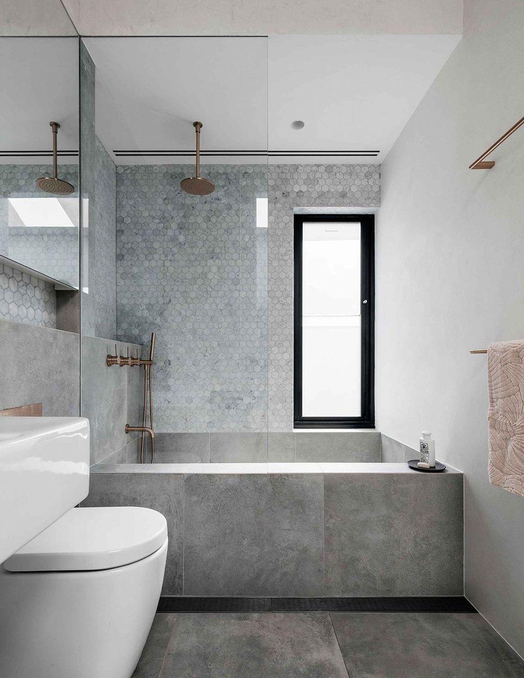 Fabulous Minimalist Bathroom Decor Ideas That Become Everyones Dream 32