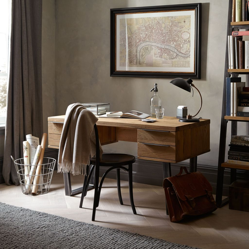 Gorgeous Home Office Design Ideas For Men 06