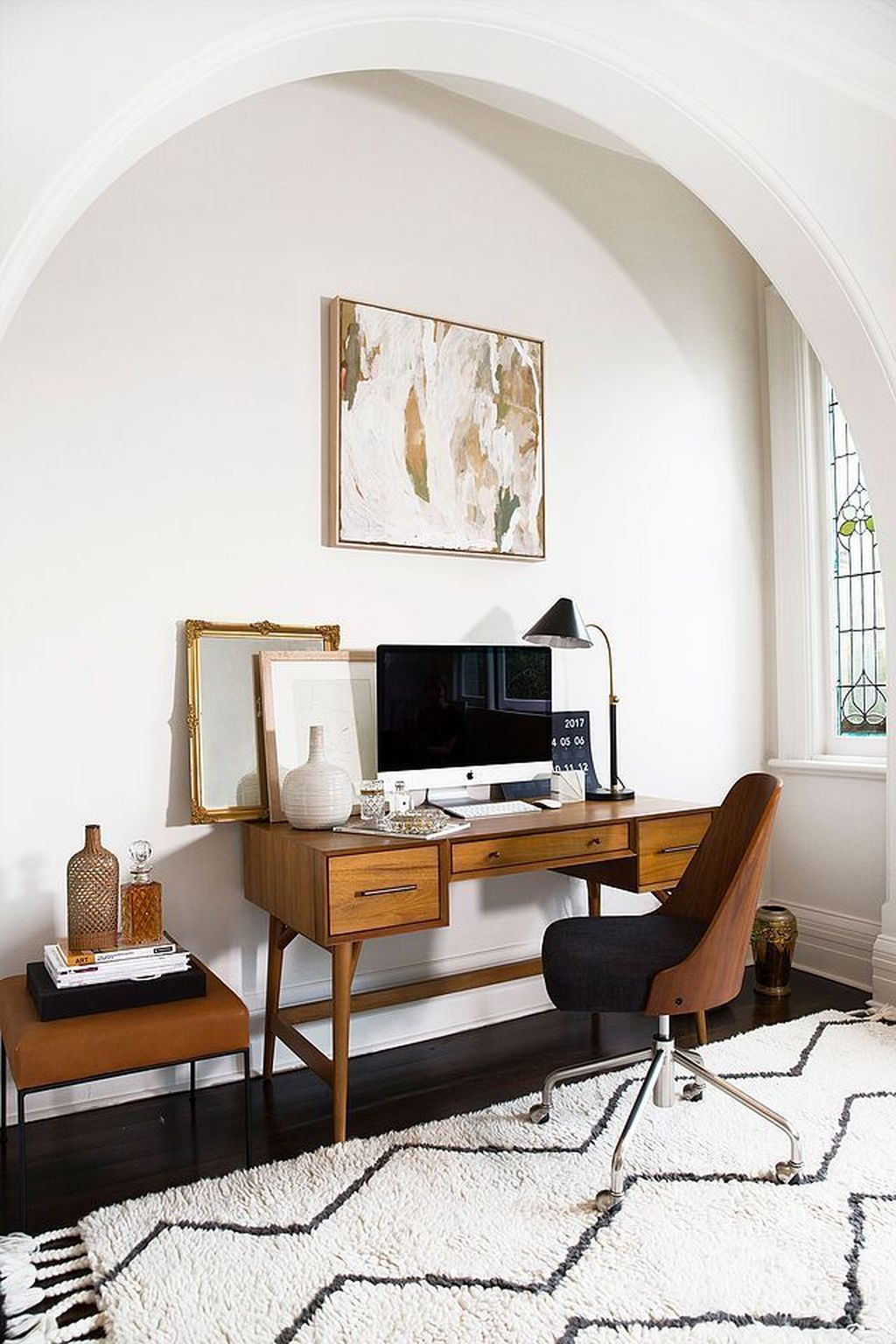 Gorgeous Home Office Design Ideas For Men 30