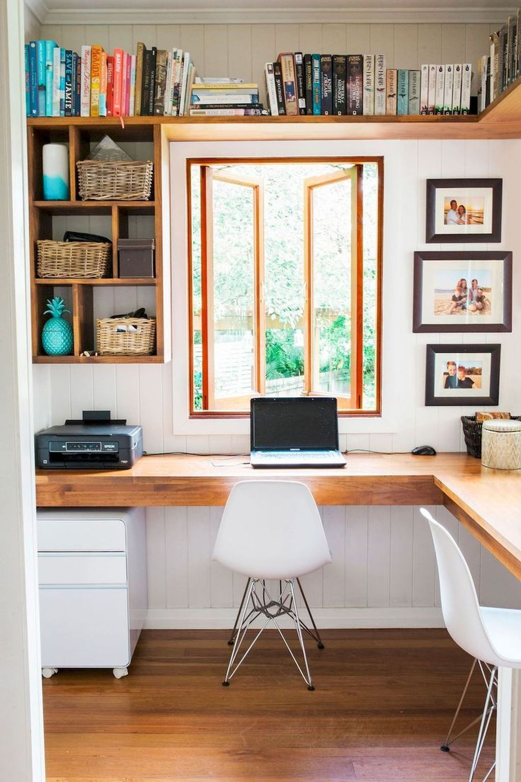Gorgeous Home Office Design Ideas For Men 31
