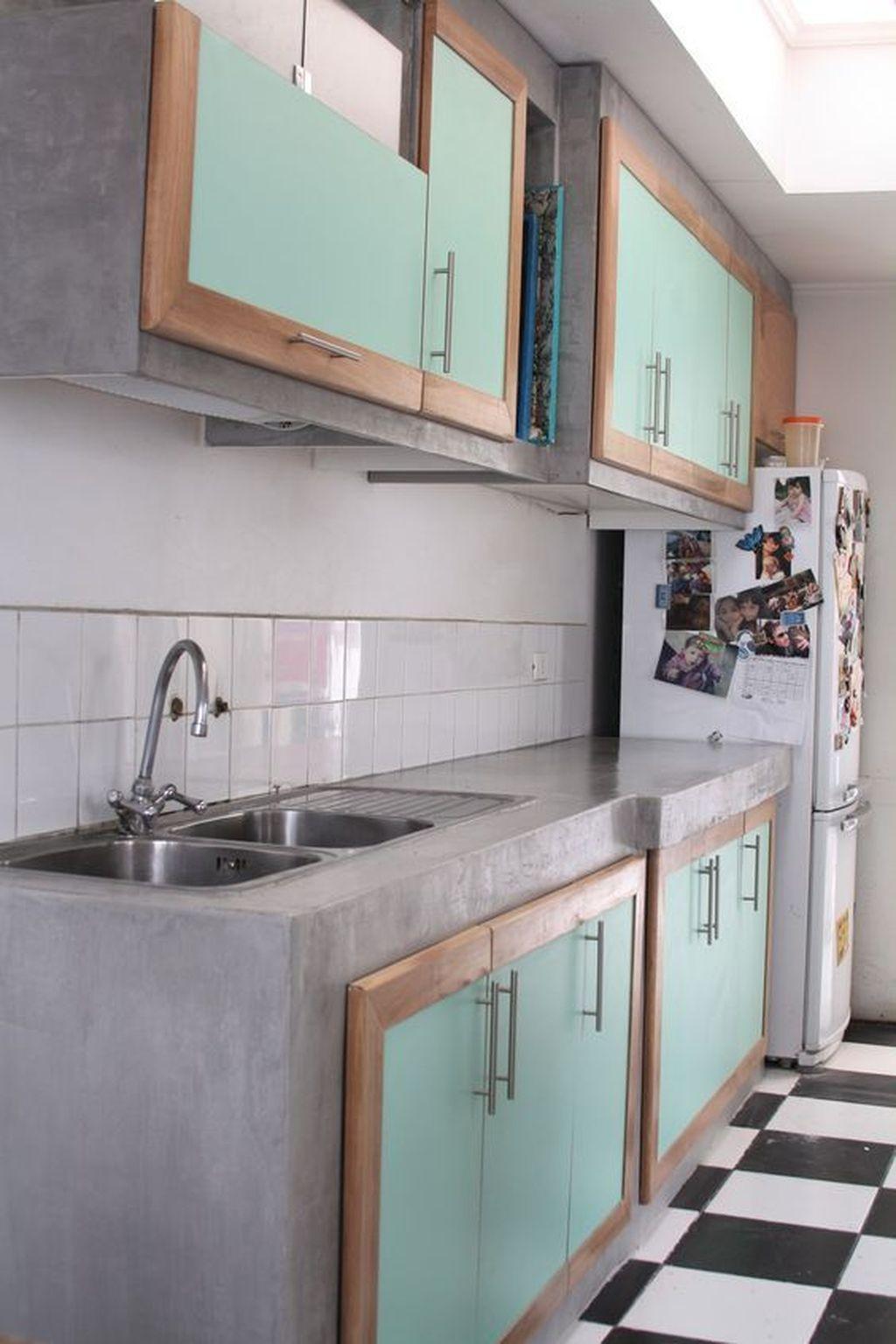 Gorgeous Kitchen Countertops Design Ideas 03