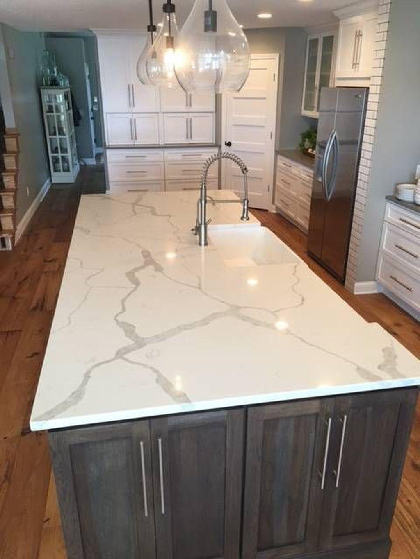 Gorgeous Kitchen Countertops Design Ideas 04