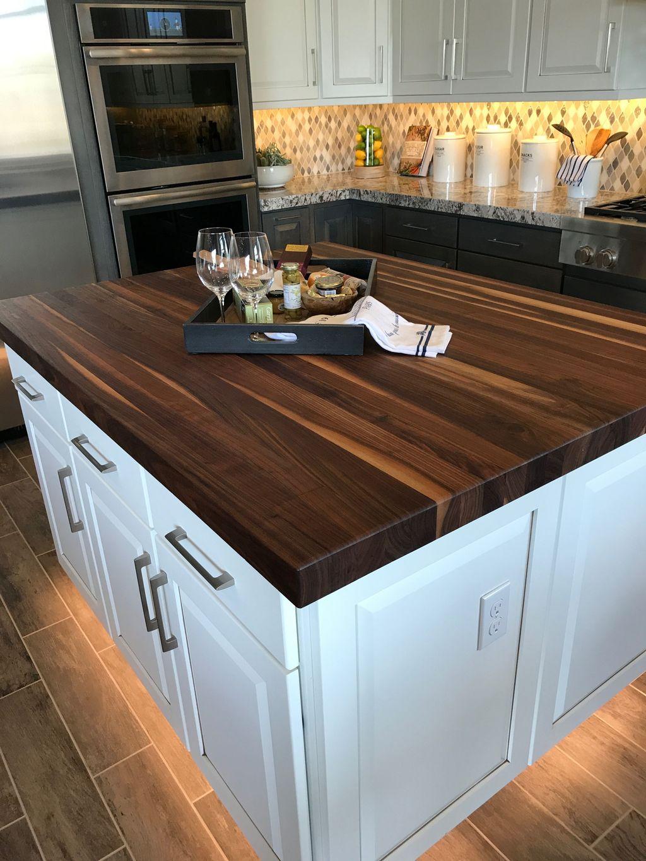 Gorgeous Kitchen Countertops Design Ideas 05