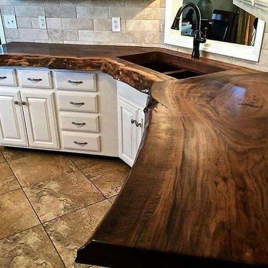 Gorgeous Kitchen Countertops Design Ideas 13