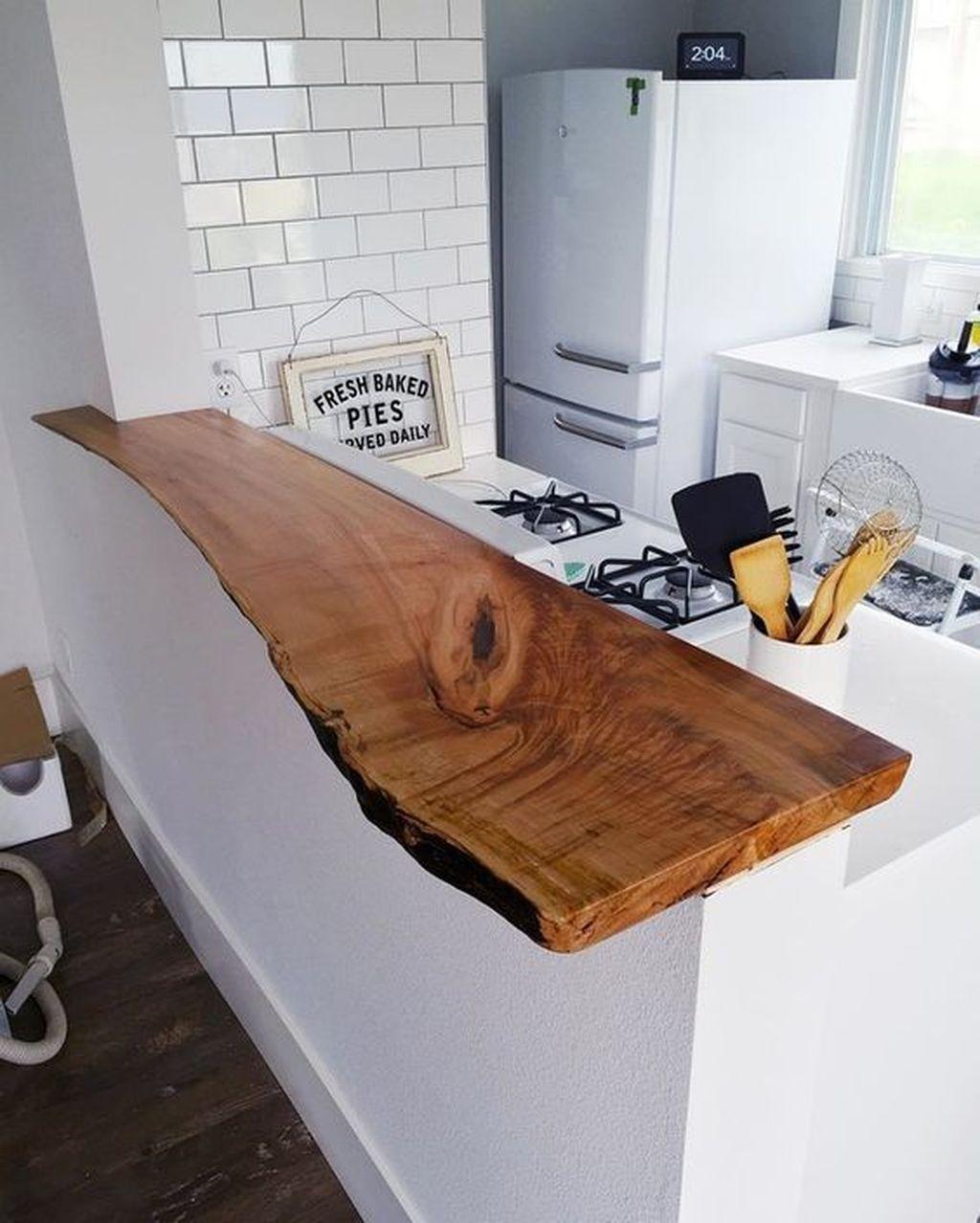 Gorgeous Kitchen Countertops Design Ideas 14