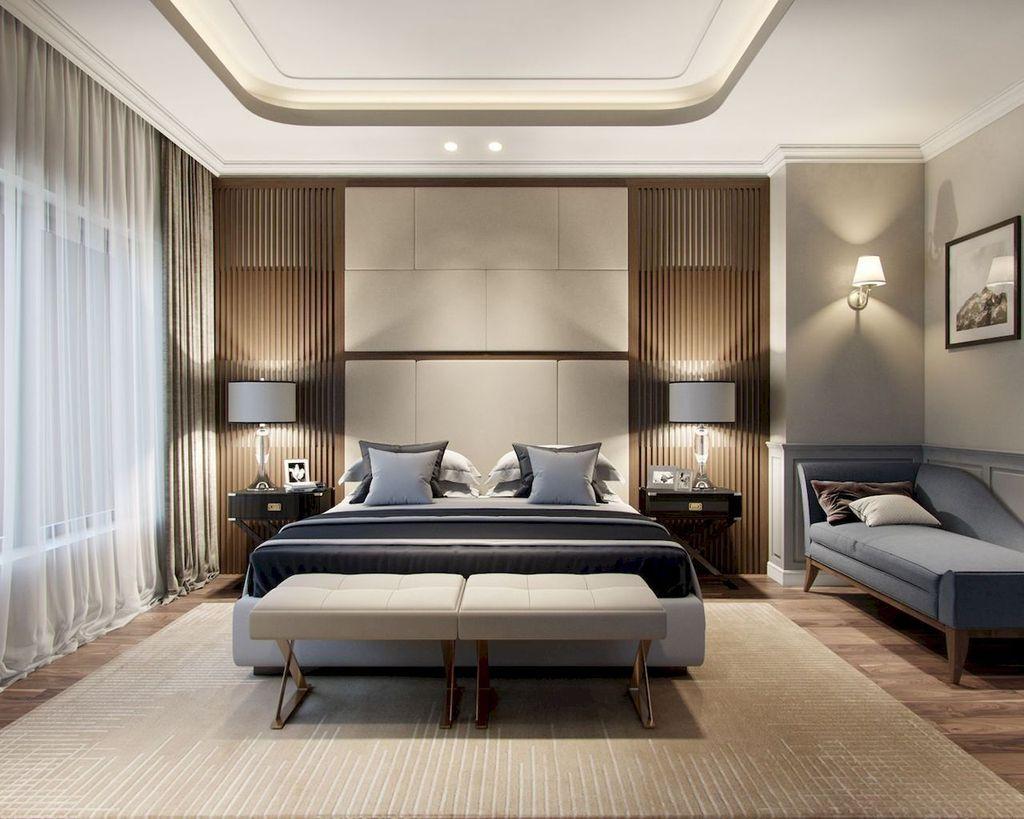 Incredible Modern Bedroom Design Ideas 33