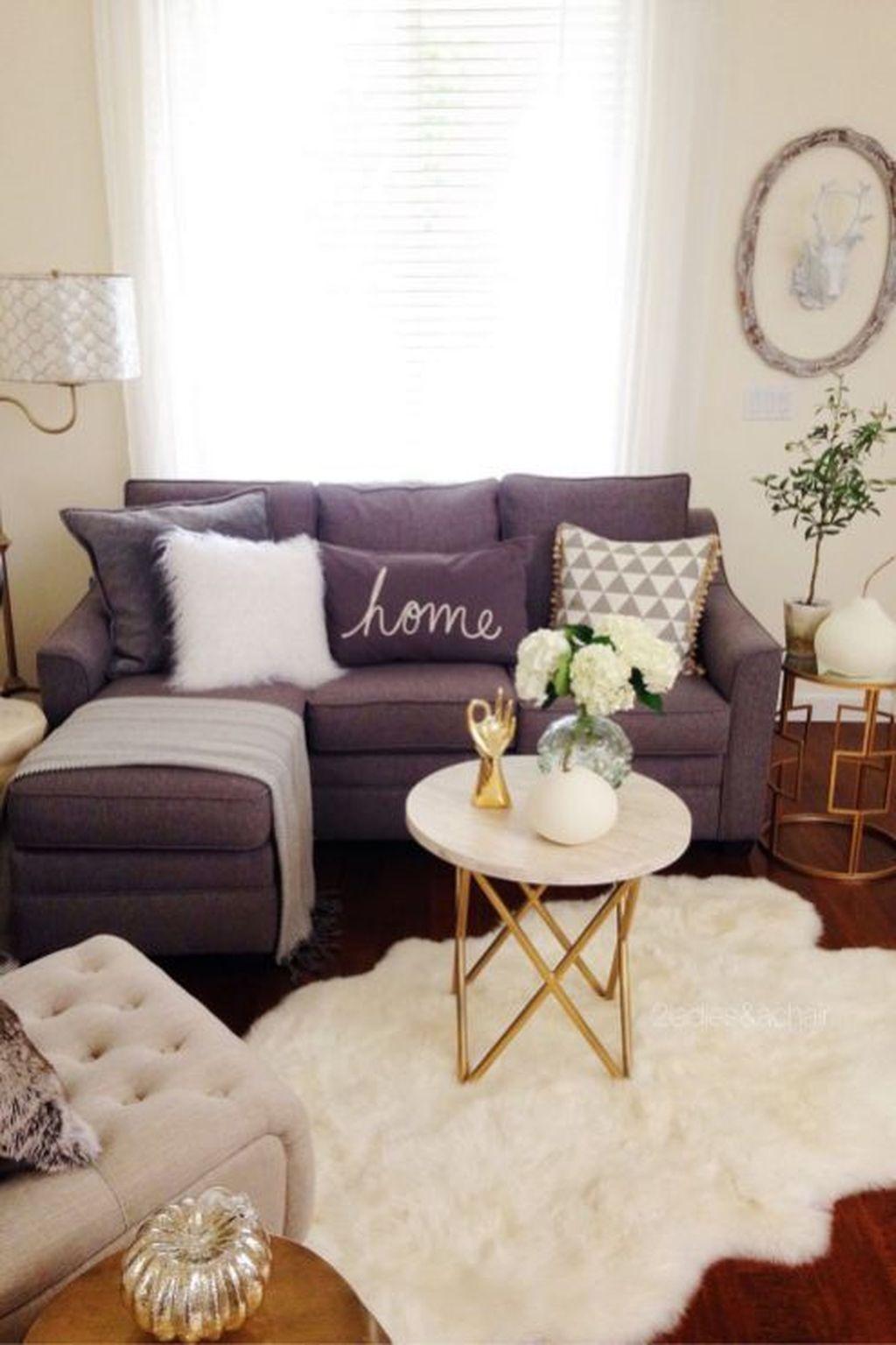 Inspiring Fall Living Room Decor Ideas On A Budget 04