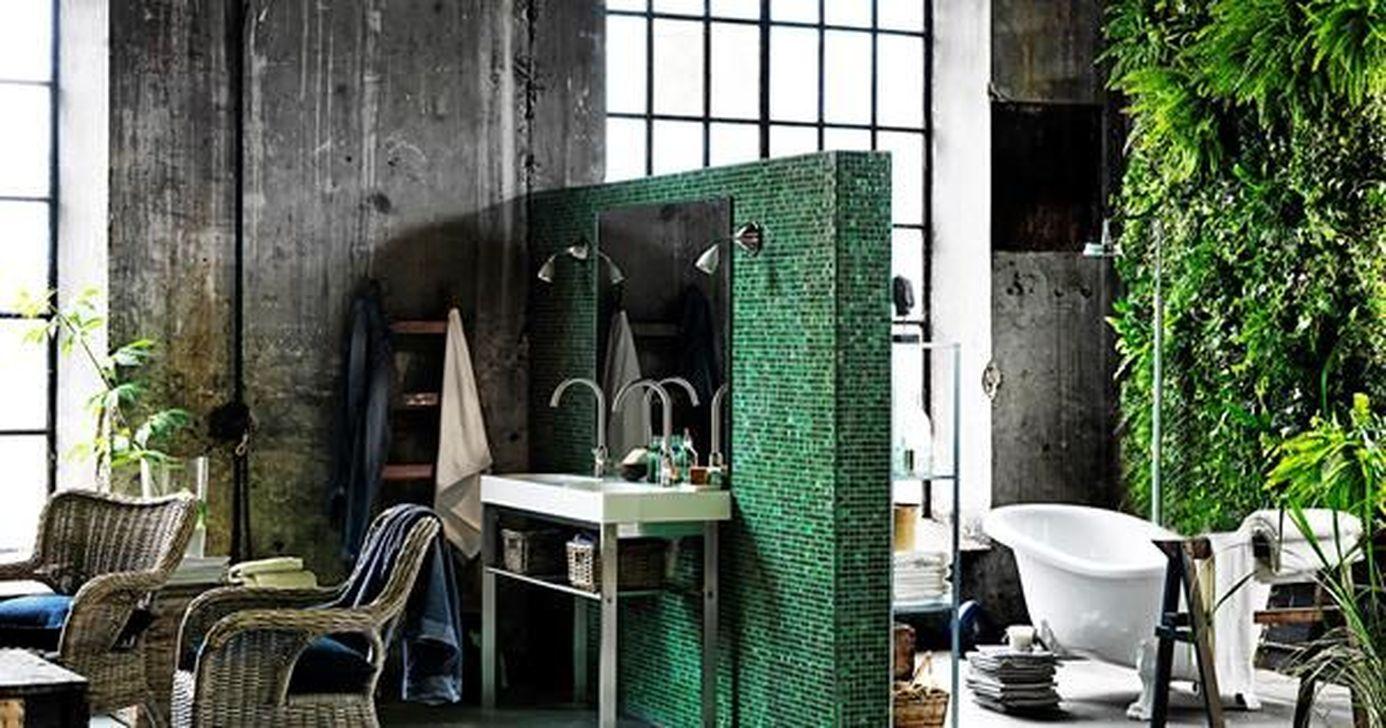 Inspiring Jungle Bathroom Decor Ideas 07