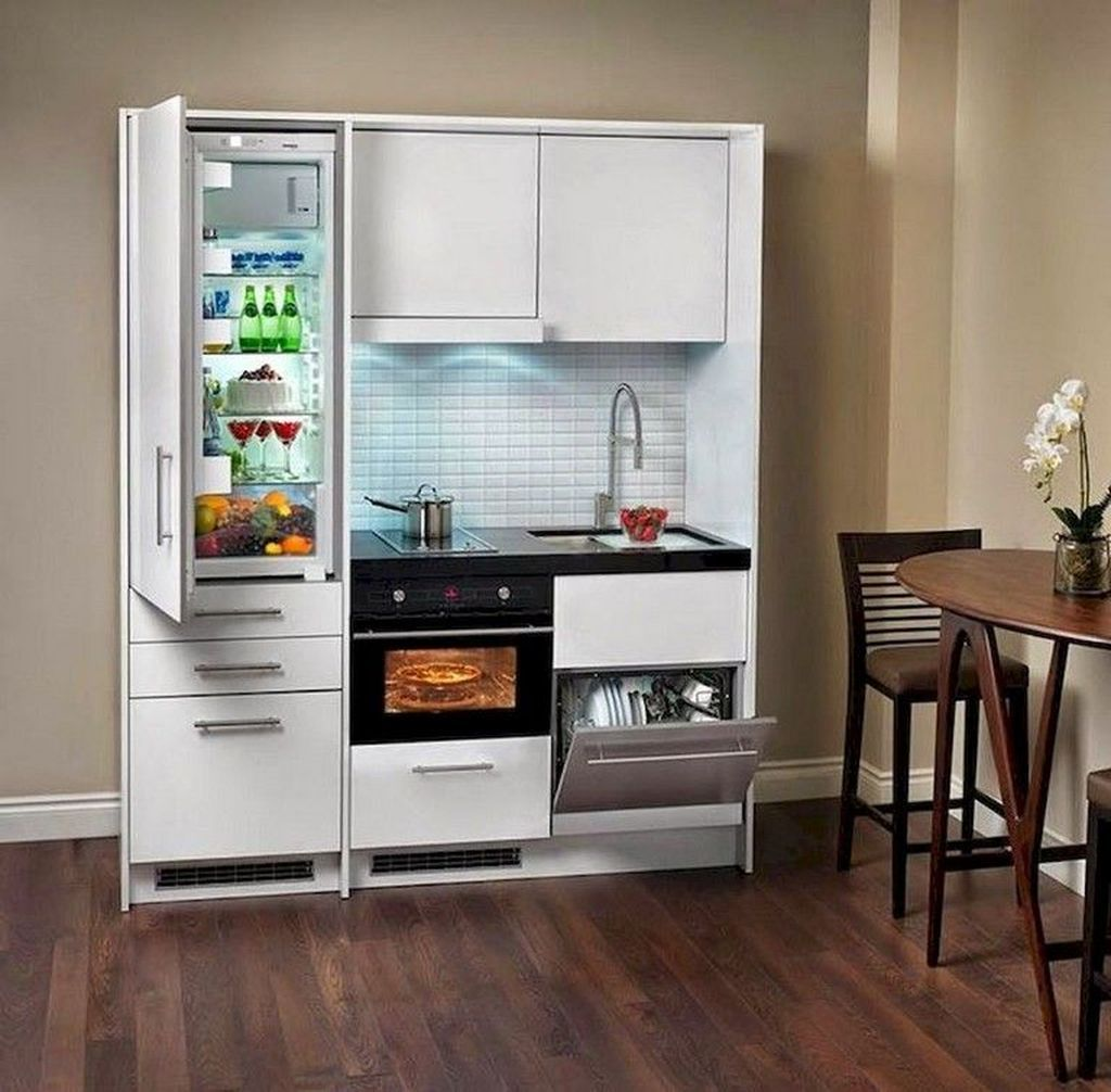Inspiring RV Kitchen Design And Decor Ideas 01