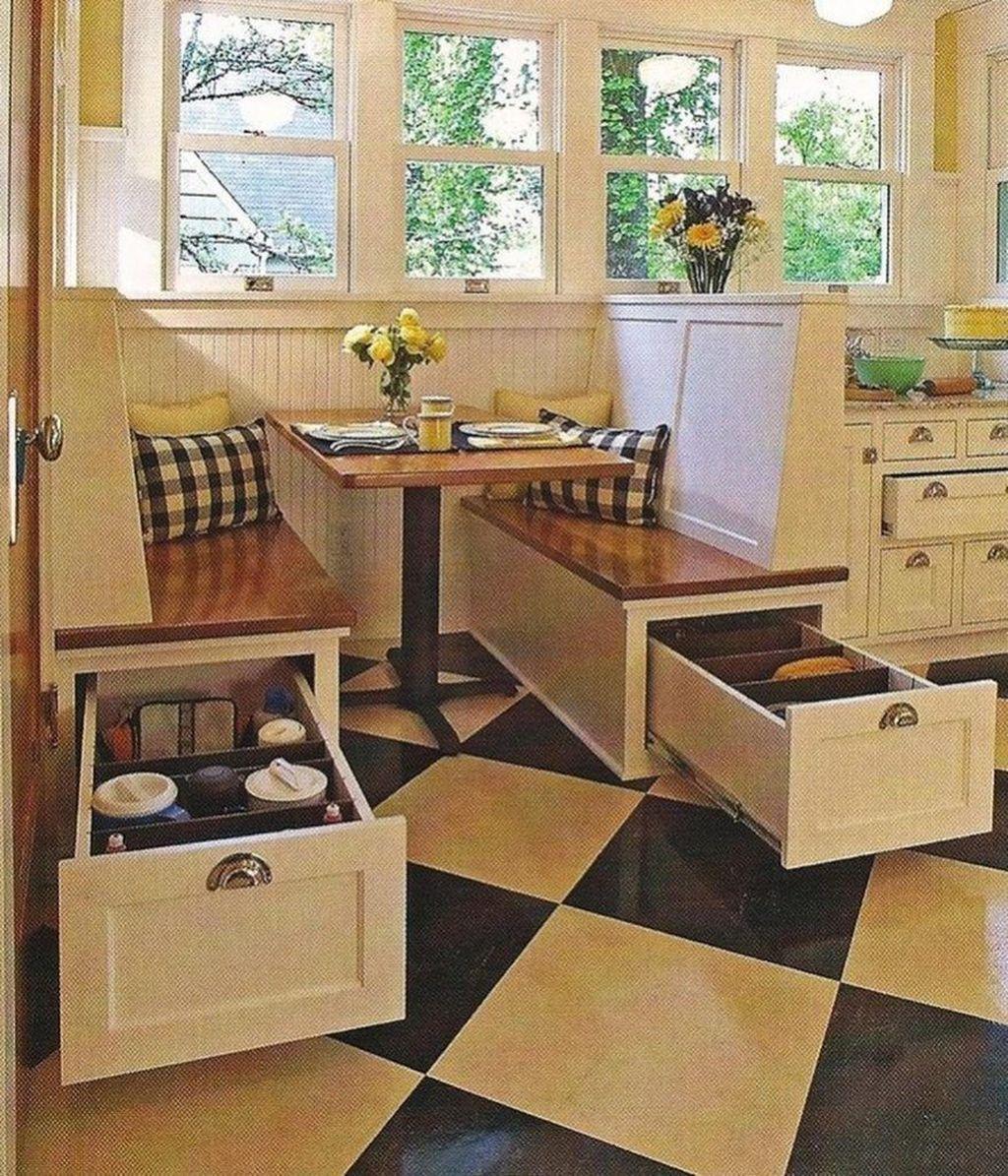 Inspiring RV Kitchen Design And Decor Ideas 21