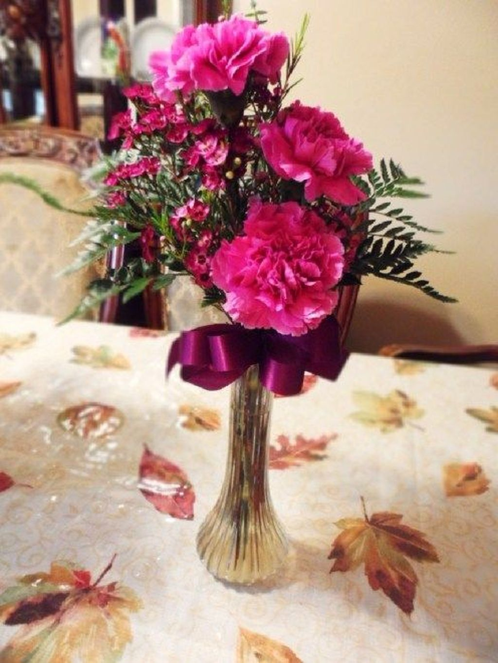 Lovely Bud Vase Centerpiece Decor Ideas For Your Dining Table 15