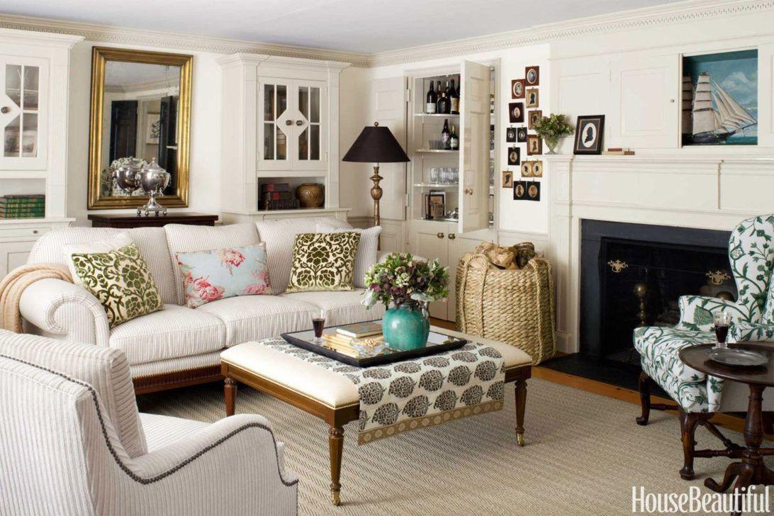 Lovely Capde Cod Living Room Design Ideas 22