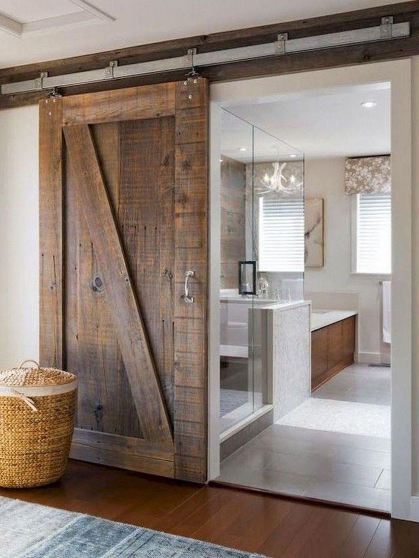 Lovely Farmhouse Bathroom Design Ideas 01