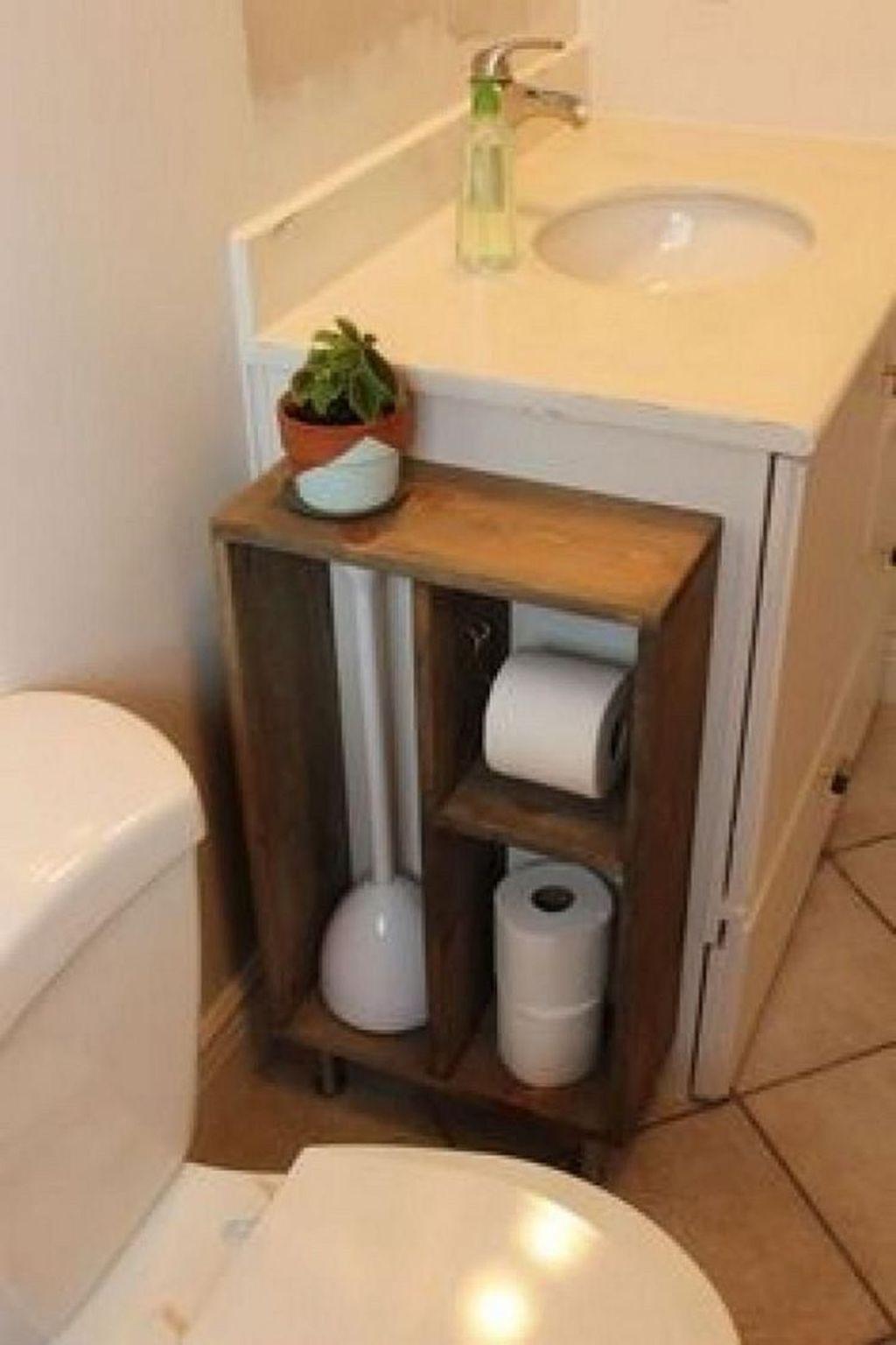 Lovely Farmhouse Bathroom Design Ideas 02