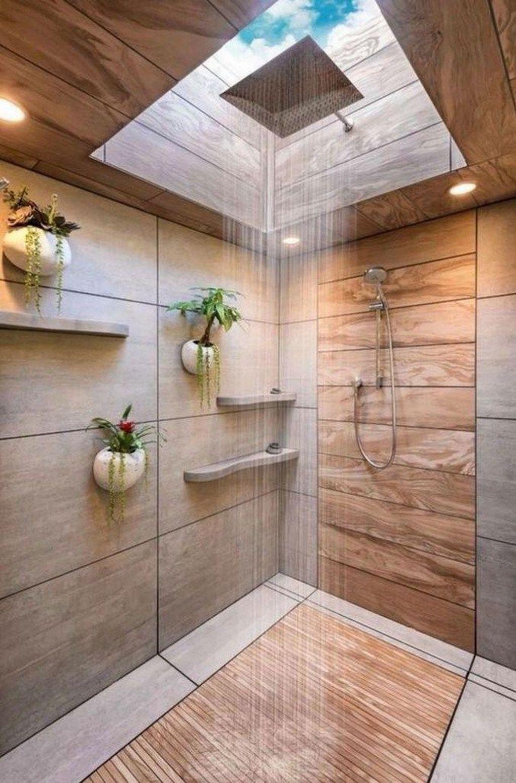 Lovely Farmhouse Bathroom Design Ideas 08