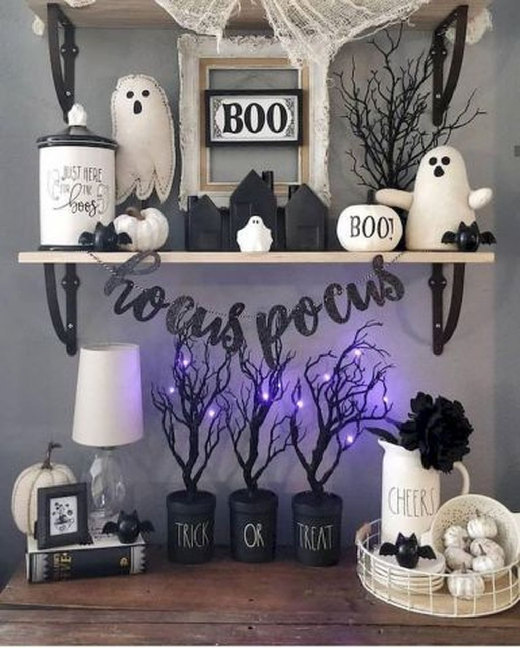 Stunning DIY Halloween Decorations Ideas 27