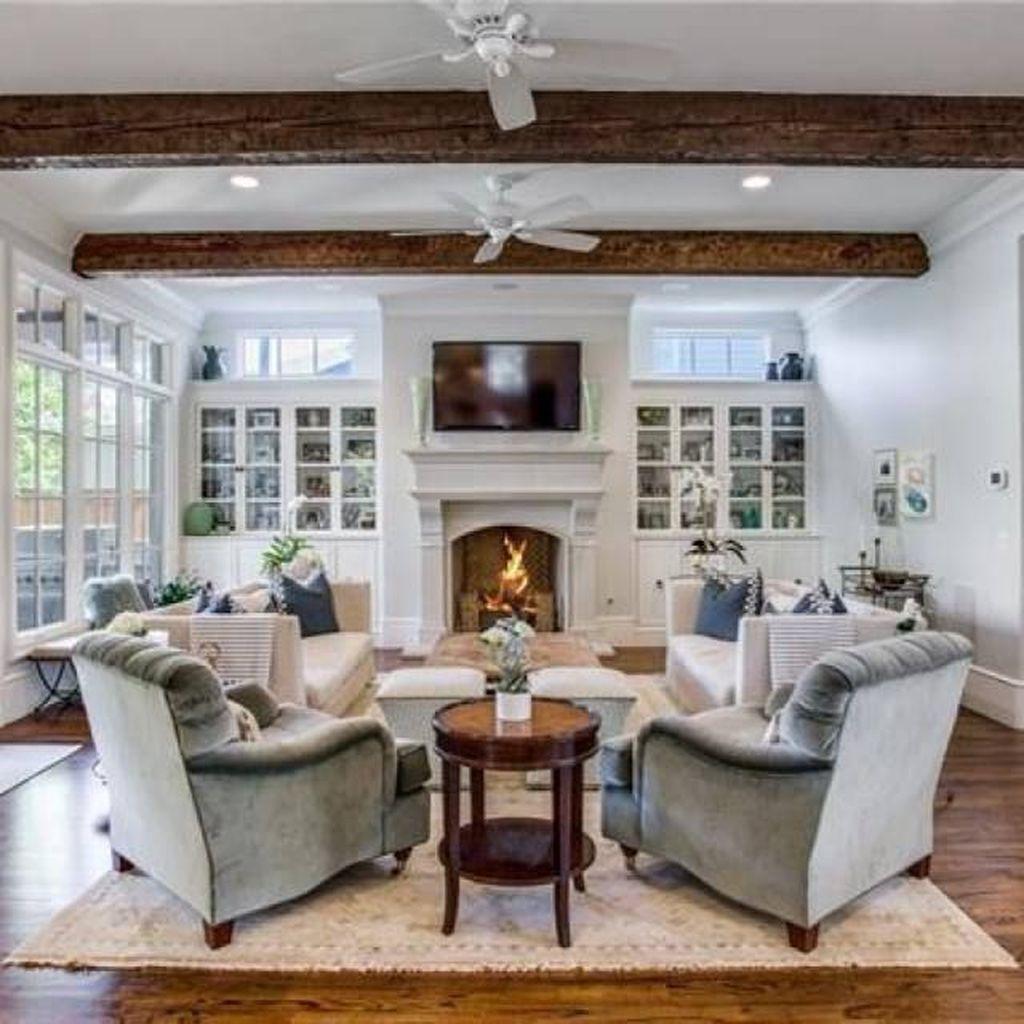 Stunning Farmhouse Interior Design Ideas To Realize Your Dreams 05