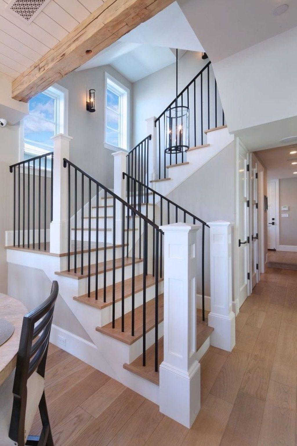Stunning Farmhouse Interior Design Ideas To Realize Your Dreams 17