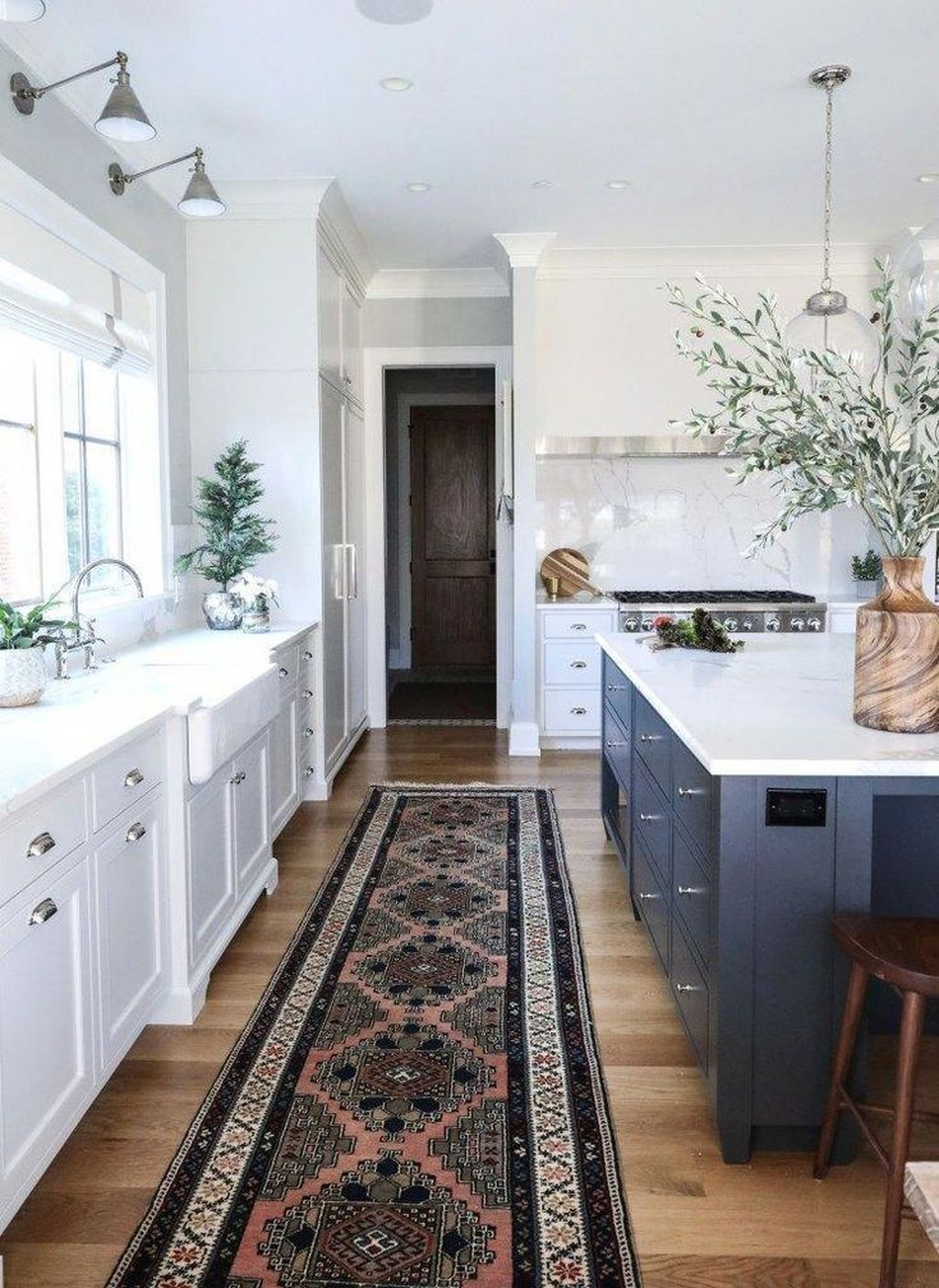Stunning Farmhouse Interior Design Ideas To Realize Your Dreams 23