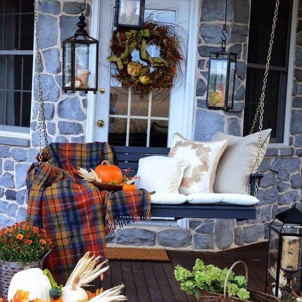 The Best Apartment Balcony Decor Ideas For Fall Season 02