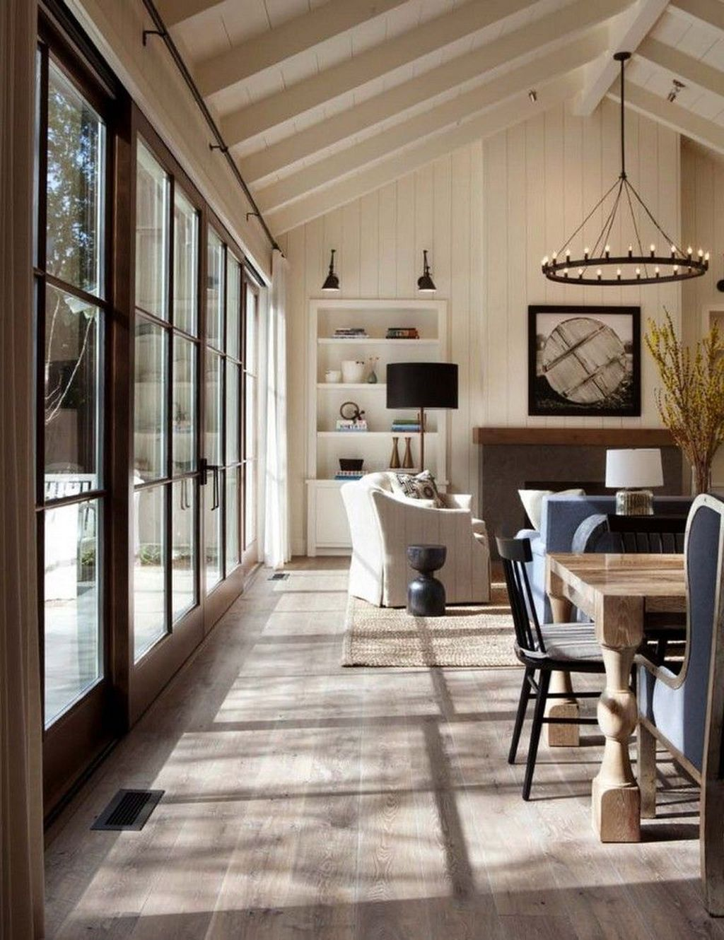 The Best Country Style Interior Design Ideas 07