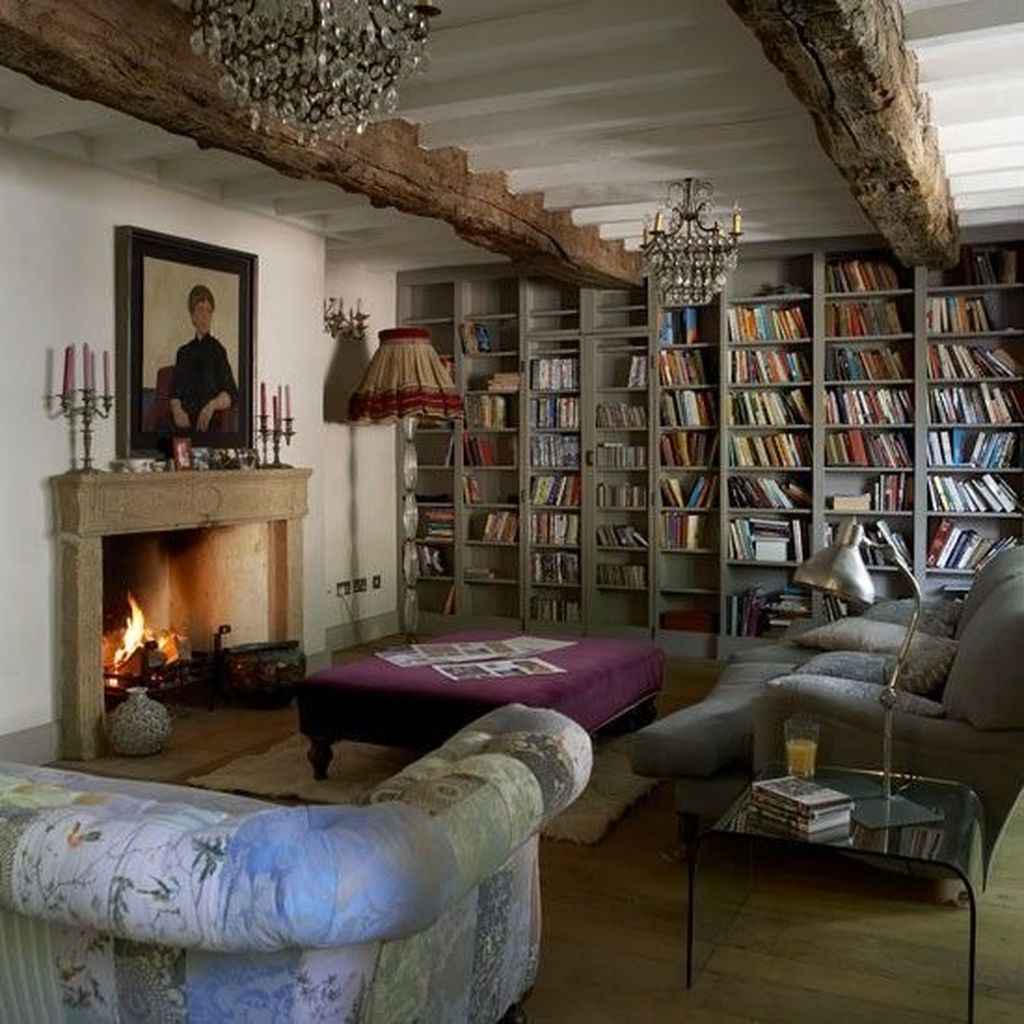 The Best Country Style Interior Design Ideas 08