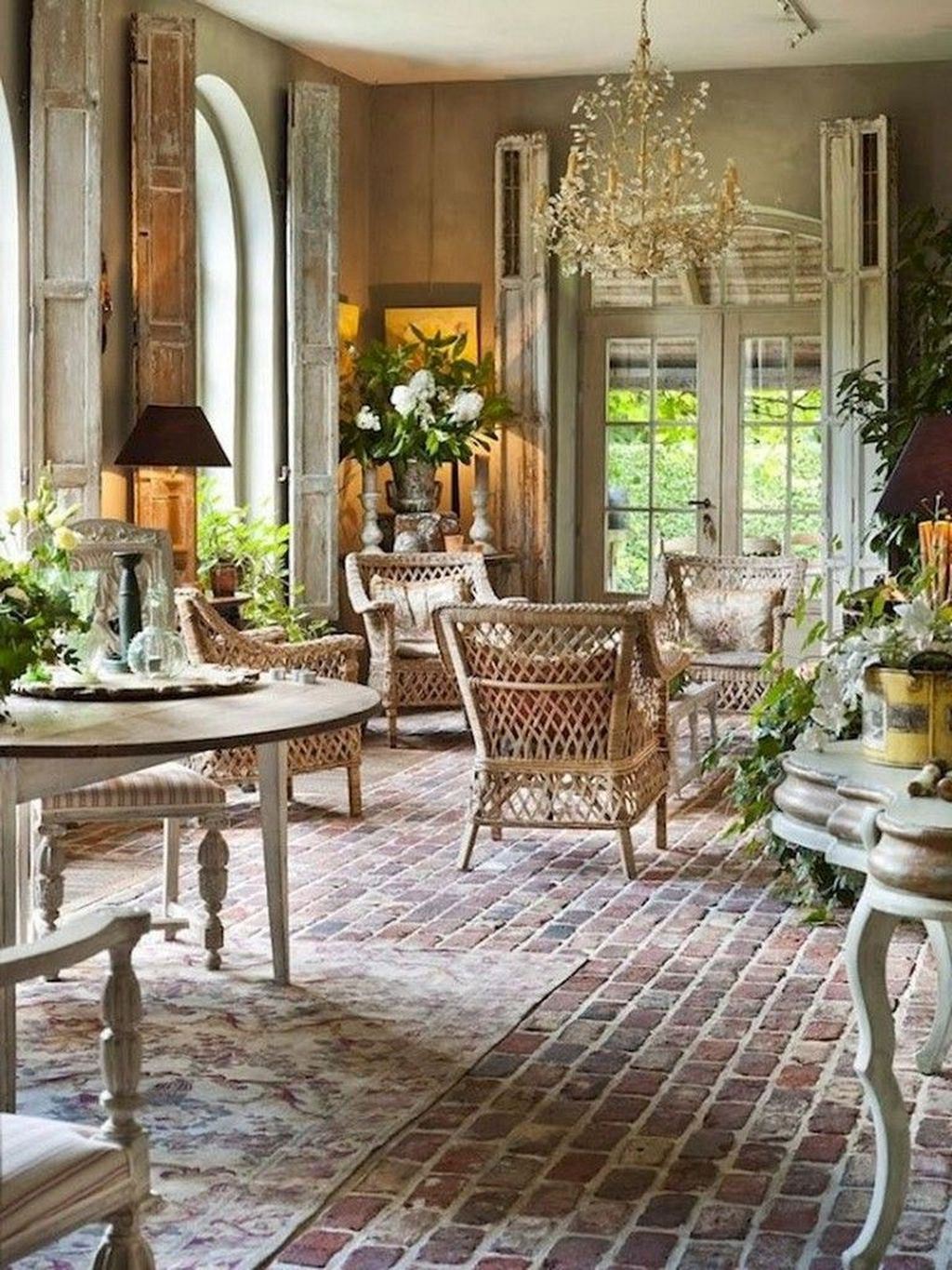The Best Country Style Interior Design Ideas 16