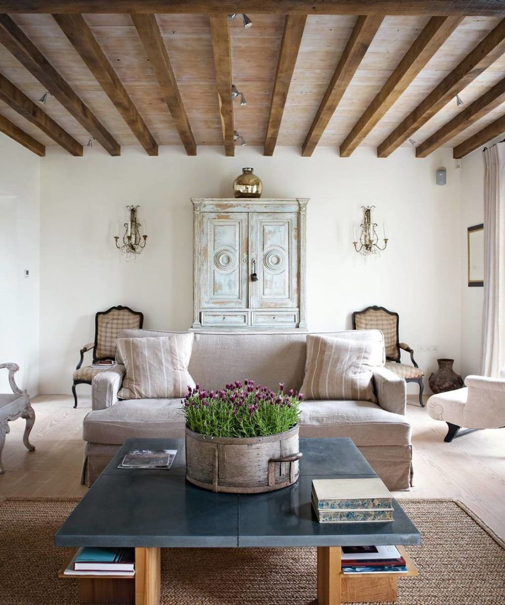 The Best Country Style Interior Design Ideas 20