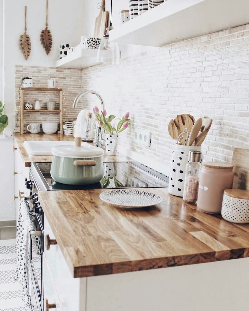 The Best Farmhouse Kitchen Design Ideas For You Try 04
