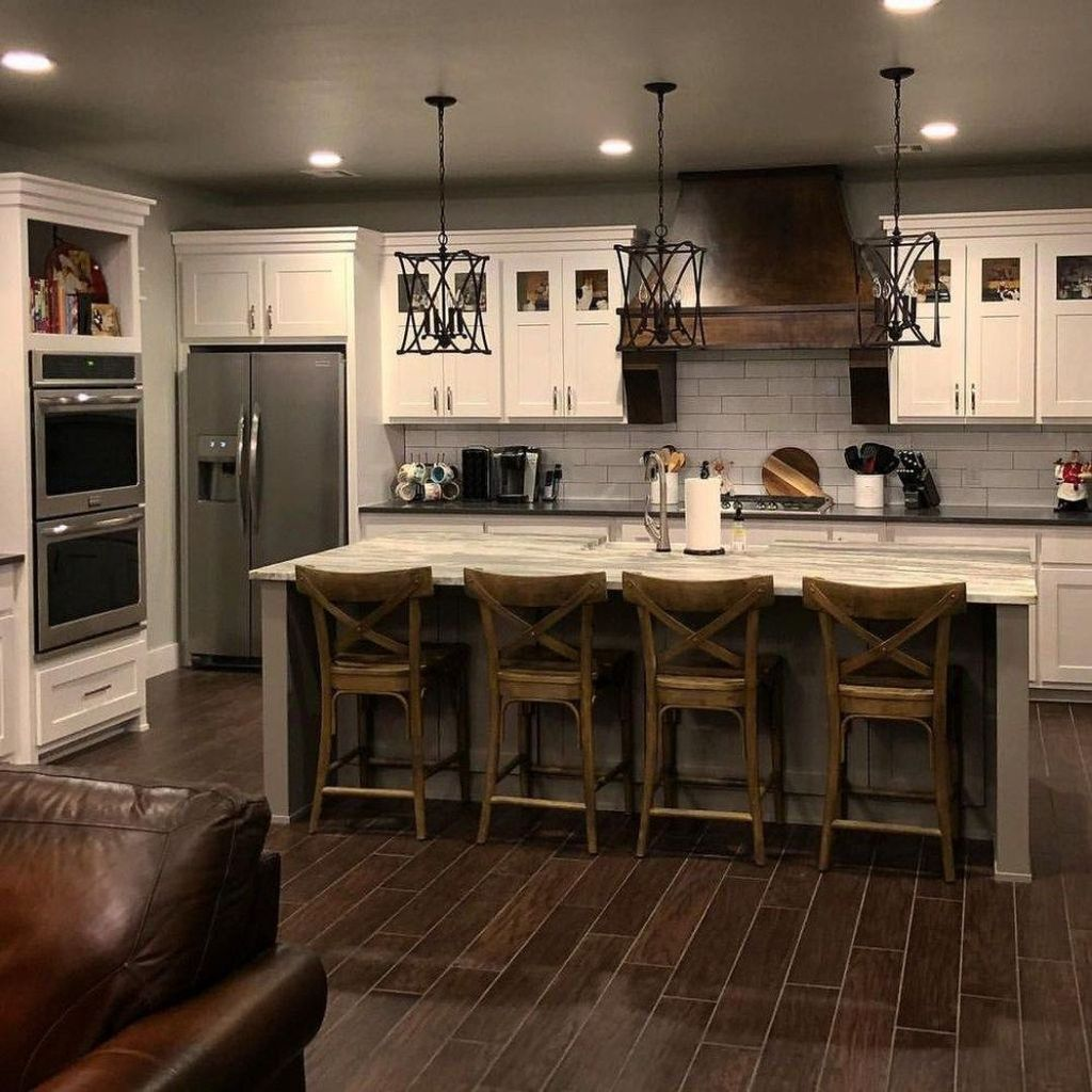 The Best Farmhouse Kitchen Design Ideas For You Try 14
