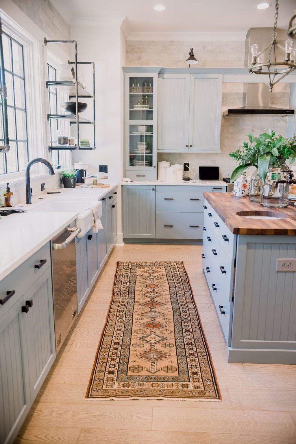 The Best Farmhouse Kitchen Design Ideas For You Try 17